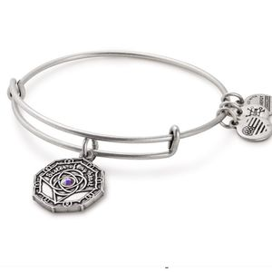 [NWT] Alex & Ani | silver bridesmaid bangle